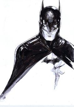 Batman by Peter-v-Nguyen.deviantart.com on @deviantART