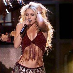 shakira roupas de danca do ventre 4.jpg (550×550) #Shakira