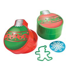 Ornament-Shaped Filled Containers - OrientalTrading.com