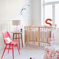 3 Brands That Exude Modern Baby Nursery Style — Decoist Baby Bedroom, Baby Room Decor, Kids Bedroom, Baby Bedding, Best Crib, Convertible Crib, Nursery Inspiration, Nursery Design, Kid Spaces