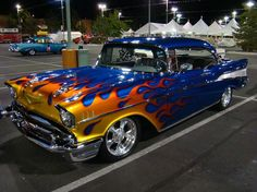 ◆1957 Chevy Custom Coupe◆ WOW!! What a stunning Chevy..