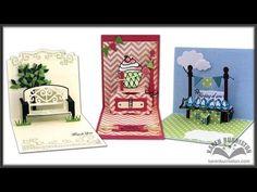 *NEW* Karen Burniston Pop it Ups pop-up dies for Elizabeth Craft Designs - YouTube