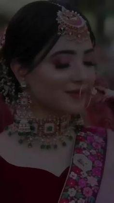 Wedding Dance Video, Indian Wedding Video, Indian Wedding Outfits, Wedding Videos, Bridal Outfits, Bridal Makeup Videos, Best Bridal Makeup, Bride Makeup, Indian Bridal Makeup