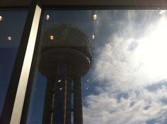 Dallas trip; 2012.