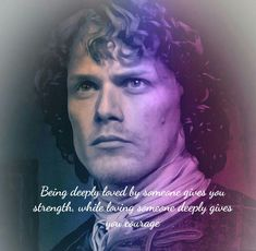 Barbara Fraser (@barbaramills1) | Twitter Outlander Book Series, Outlander Quotes, Outlander Casting, Jaime Fraser, Celtic Thunder, Bible Verses Quotes, Art Quotes, Jamie And Claire, Quotes