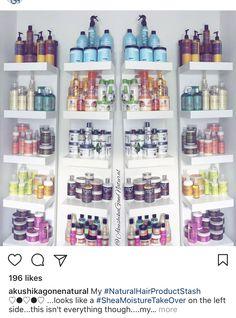 Wow. Looks like store shelves. #Goals