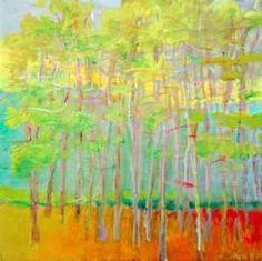 wolf kahn paintings - Bing Images