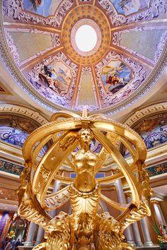 Lobby at The Venetian.