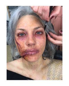 Lagertha Katheryn Winnick Vikings, Vikings Tv Show, Lagertha, Halloween Face Makeup