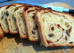 This is the best Cinnamon Raisin Bread Ive ever had! It really has a great consistency and smells WONDERFUL while baking. I made this for the first time about a year ago and since it makes 3 loaves, I gave one to my neighbor. Now she asks for it constantly and since it is so fun to make, I oblige her, plus I get to keep the other 2 loaves!