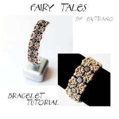 TUTORIAL FAIRY TALES bracelet instant download by Extrano