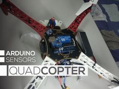 DIY ARDUINO FLIGHT CONTROLLER