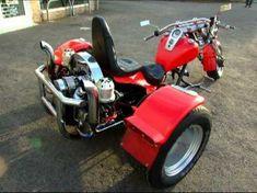 trike vw for sale Vw Trikes For Sale, Custom Trikes For Sale, Vw For Sale, Custom Motorcycles, Motorcycles For Sale, Custom Bikes, Volkswagen, Harley Davidson Trike, Old School Chopper