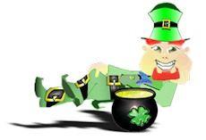 Paddy O'Shea Web Hosting Leprechaun on dwli.com