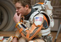 The Martian opens big at the box office