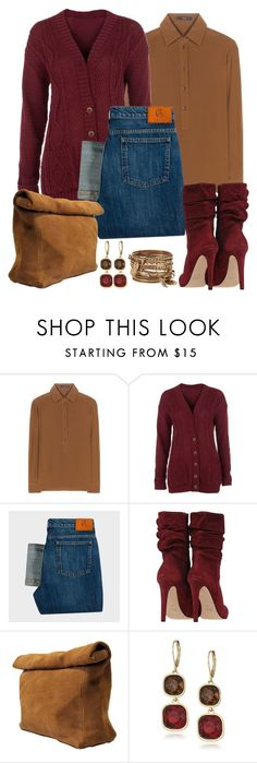 """""""Untitled #1220"""" by gallant81 ❤ liked on Polyvore featuring Etro, PS Paul Smith, Anne Klein and ALDO"""