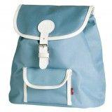 Retro Kinderrucksack – blau