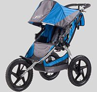 Off-Road stroller. We need a stroller with tires like these to go off the road with