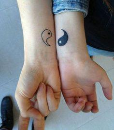 Small Friendship Tattoo Ideas