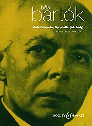 Bartok Viola Concerto: the best known concerto for viola and orchestra