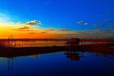 Colours of the dawn by Amateur Pic, via 500px