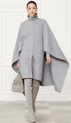 Ralph Lauren Collection Apparel Cashmere-Blend Ellison Coat