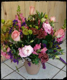 Maceta floral