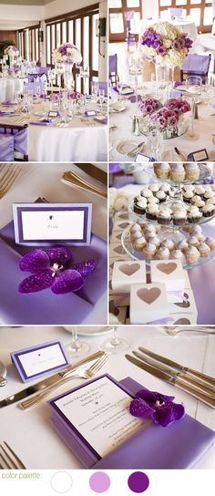 Purple, Lavendar and White plus cupcakes at the Halekulani Hotel by Engaging Moments