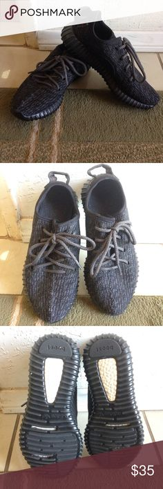 replica yeezy boost adidas kanye west running shoes