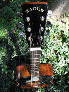 Zager Guitar