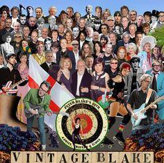 "El artista Peter Blake reveló un collage en el que actualiza su famosa portada del disco de The Beatles ""Sgt Pepper's Lonely Hearts Club"", donde ha reunido a famosos británicos como Mick Jagger, Amy Winehouse o J.K. Rowling."