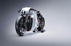 Lotus C 01 Motorcycle 4 740x488 The Lotus C 01 Motorcycle