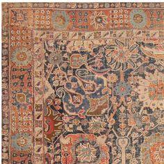 17th Century Persian Vase Carpets