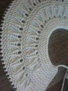 neck knitt tricot