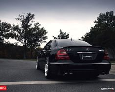 Mercedes-Benz E 55 AMG on Vossen Wheels: Photo Collection Mercedes E55 Amg, Mercedes E Class, E Class Amg, Vossen Wheels, Audi Rs, Car Stuff, Cars, Motorcycles, Collection
