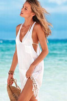 d621ea5606ed 70 mejores imágenes de PAREOS DE PLAYA en 2019 | Moda ropa de playa ...
