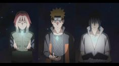 I like how this photo explain team 7 bond between each other . Sakura took a long time to take it , Naruto took it easily and Sasuke refuse it but I can see his hands opens Naruto Team 7, Naruto Gif, Naruto Uzumaki, Naruto And Sasuke, Hinata, Sarada Uchiha, Sakura And Sasuke, Itachi, Anime Characters
