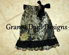 Hey, I found this really awesome Etsy listing at http://www.etsy.com/listing/154250321/mossy-oak-double-ruffle-black-baby-girl