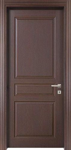Benefits of Using Interior Wood Doors Mdf Doors, Wood Entry Doors, Wooden Front Doors, Modern Front Door, Panel Doors, Wooden Glass Door, Wooden Door Design, Sliding Glass Door, Bedroom Door Design