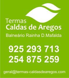 #Thermae - #Termas de Caldas de Aregos