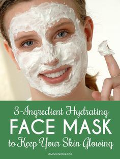 Save money with this hydrating oatmeal face mask you can make at home.
