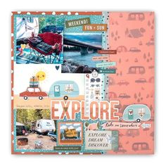 @CSMscrapbooker posted to Instagram: EXPLORE the Sept Sketch! Here is Kim Gowdy's take on the Creative Scrapbooker's Sept Sketch featuring the Simple Stories Safe Travels Collection! We would LOVE to see your take on our monthly sketch! Join our Sketchy Group on Facebook! Pop on over to our profile and click on the smart.bio/csmscrapbooker for a direct link to the group and to join today! We look forward to seeing you there! #simplestories #kimgowdy #safetravels #sketches #12X12sketches #s Explore Dream Discover, Page Protectors, Looking Forward To Seeing You, Simple Stories, Join, Sketches, Profile, Scrapbook, Facebook