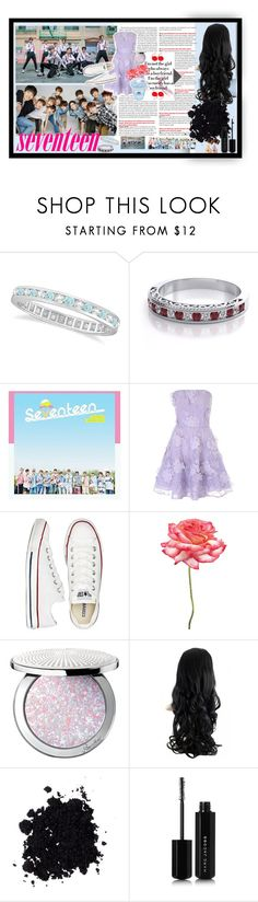 """""""Very Nice!"""" by shinee4ever ❤ liked on Polyvore featuring Allurez, Jane Norman, Converse, Universal Lighting and Decor, Grace, Guerlain and Marc Jacobs"""