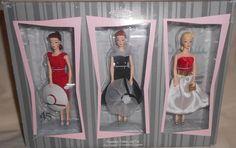 Barbie 45th Aanniversary Friendship, Fashion and Fun - Hallmark Keepsake 2004