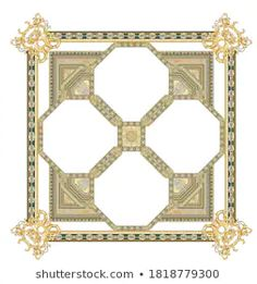 Image Now, Textile Design, Baroque, Royalty Free Stock Photos, Ornaments, Abstract, Frame, Illustration, Artist
