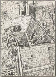 Tom Fairs 'Drawings' K.S./Kerry Schuss Art
