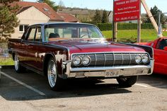 Lincoln Continental 1964 | by seb !!!
