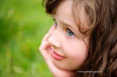 Innocence+Watermelon {children photography}