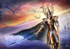 The Everqueen's Prince by John-Stone-Art.deviantart.com on @DeviantArt