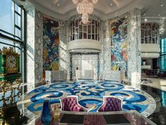 The Reverie Saigon, Ho Chi Minh City, Vietnam - Built like an Italian palazzo, the brand new Reverie Saigon brings in a level of luxury previously unseen in Ho Chi Minh City.